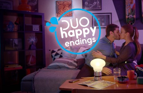 DUO x Thank you next | Happy Ending 1
